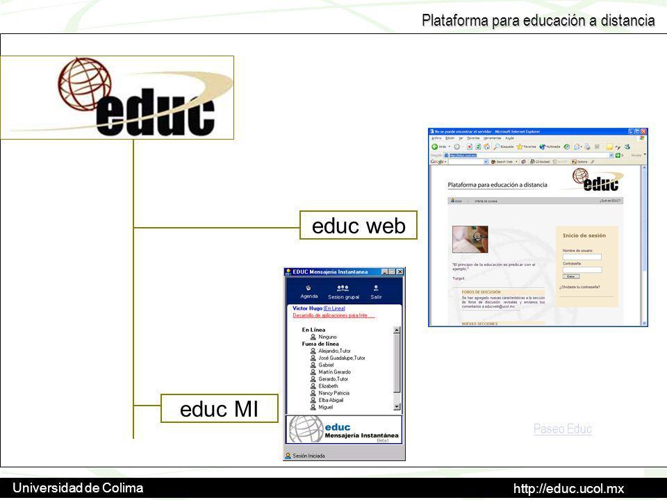educ web educ MI Paseo Educ