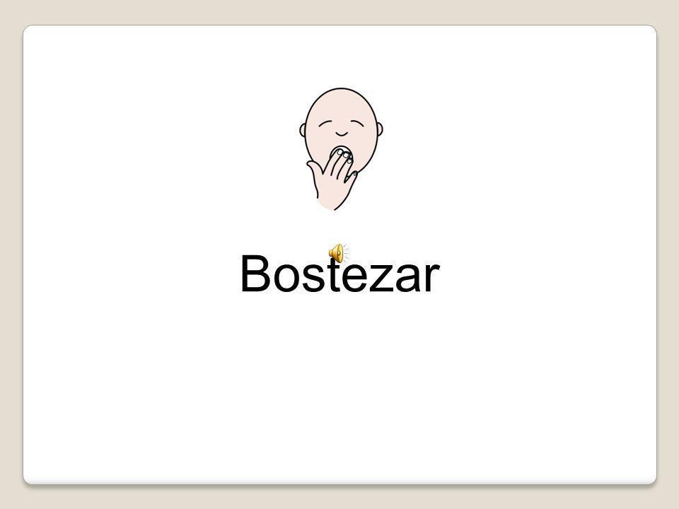 Bostezar