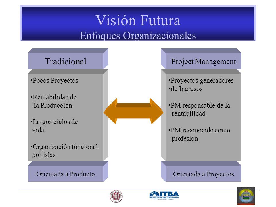 Visión Futura Enfoques Organizacionales