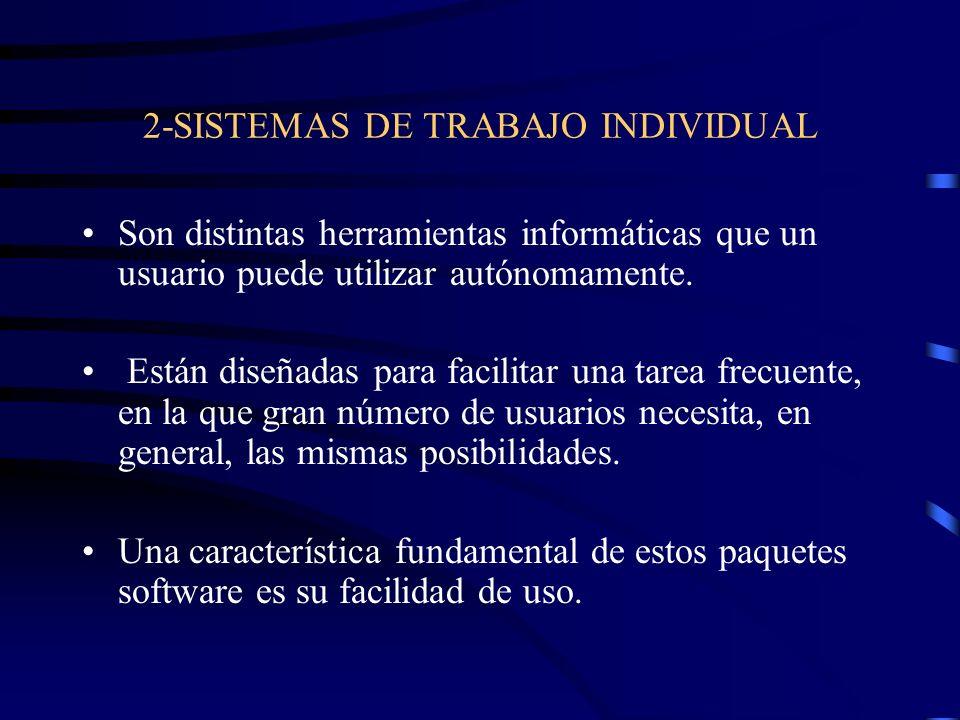 2-SISTEMAS DE TRABAJO INDIVIDUAL