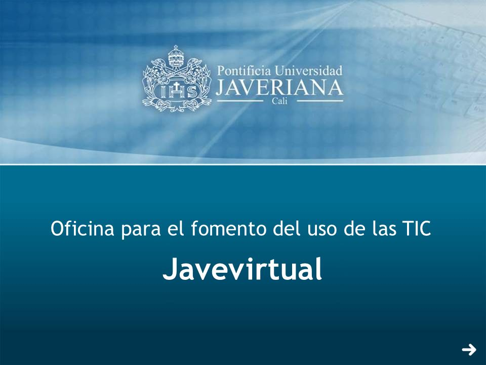 Oficina para el fomento del uso de las TIC