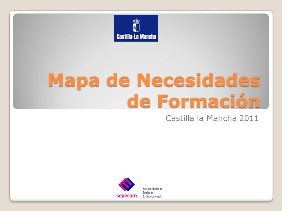 Mapa de Necesidades de Formación