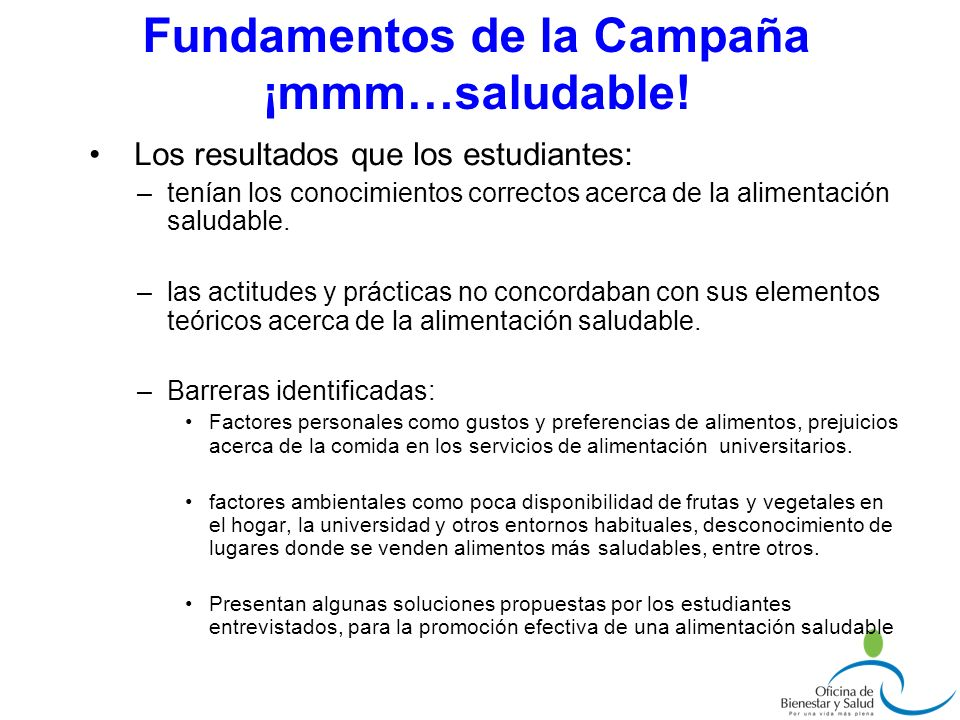 Campa a mmm saludable ppt descargar for Elementos antropometricos
