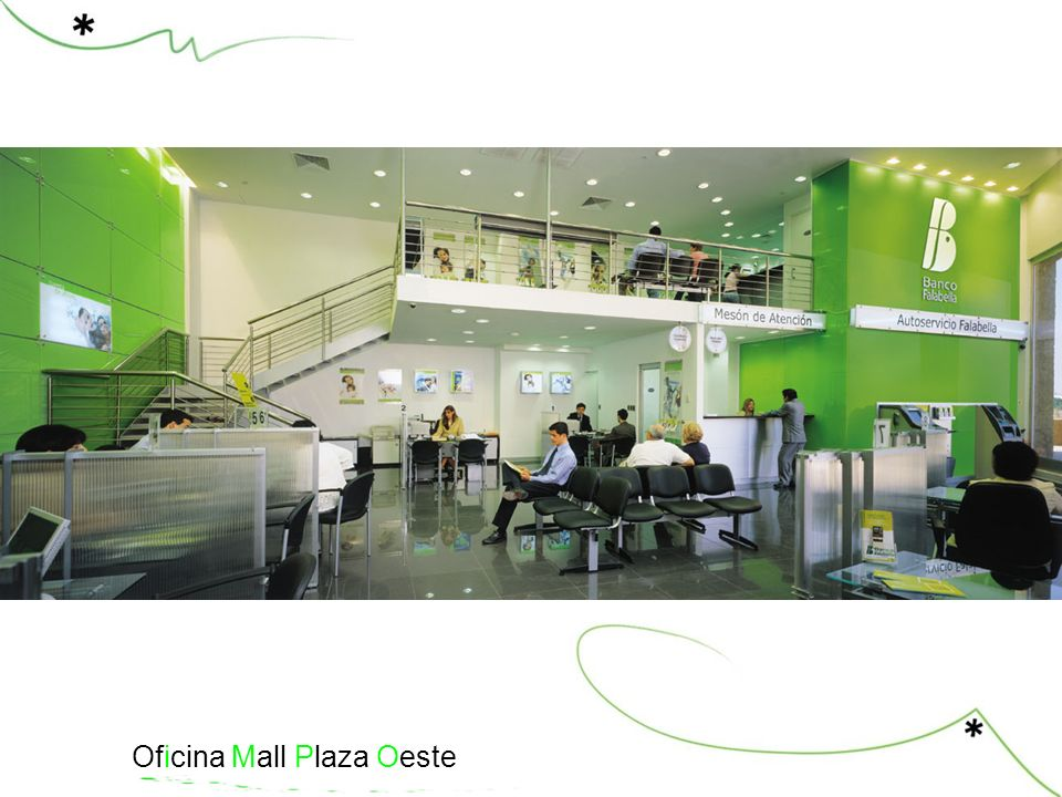 Oficina Mall Plaza Oeste