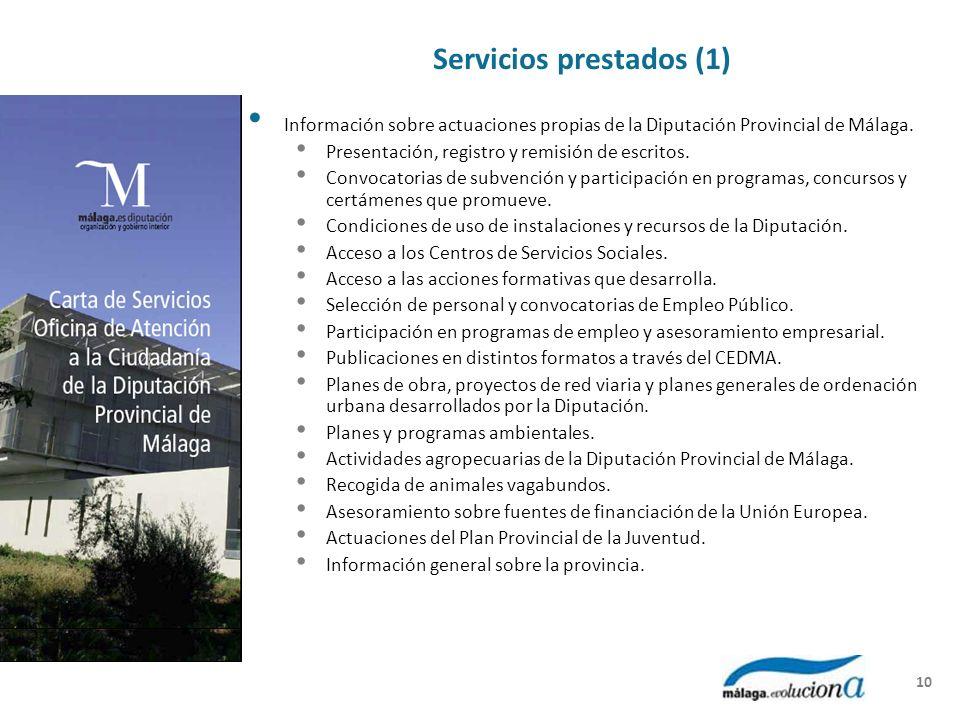 Servicios prestados (1)