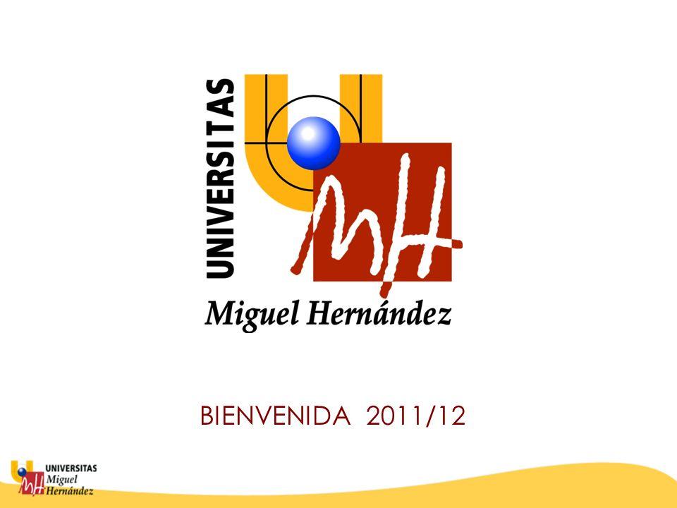 BIENVENIDA 2011/12