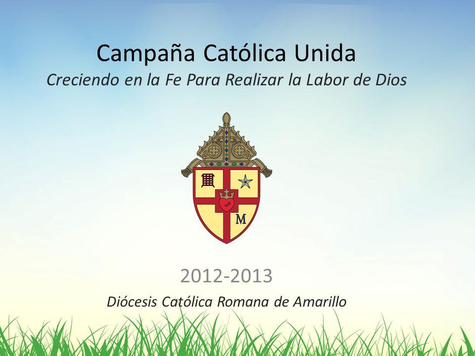 2012-2013 Diócesis Católica Romana de Amarillo