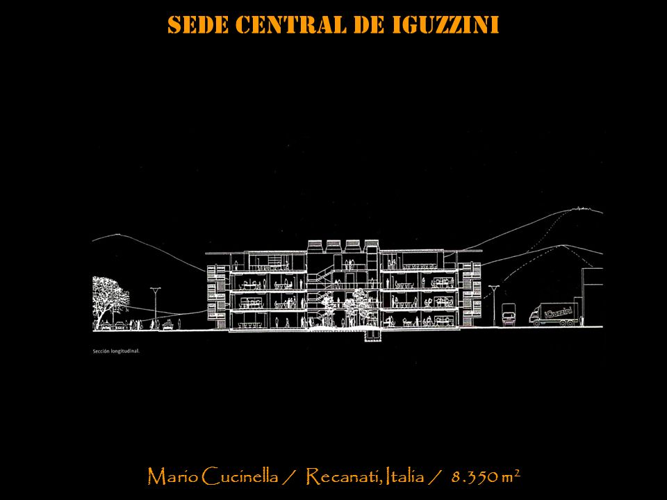 Mario Cucinella / Recanati, Italia / 8.350 m2