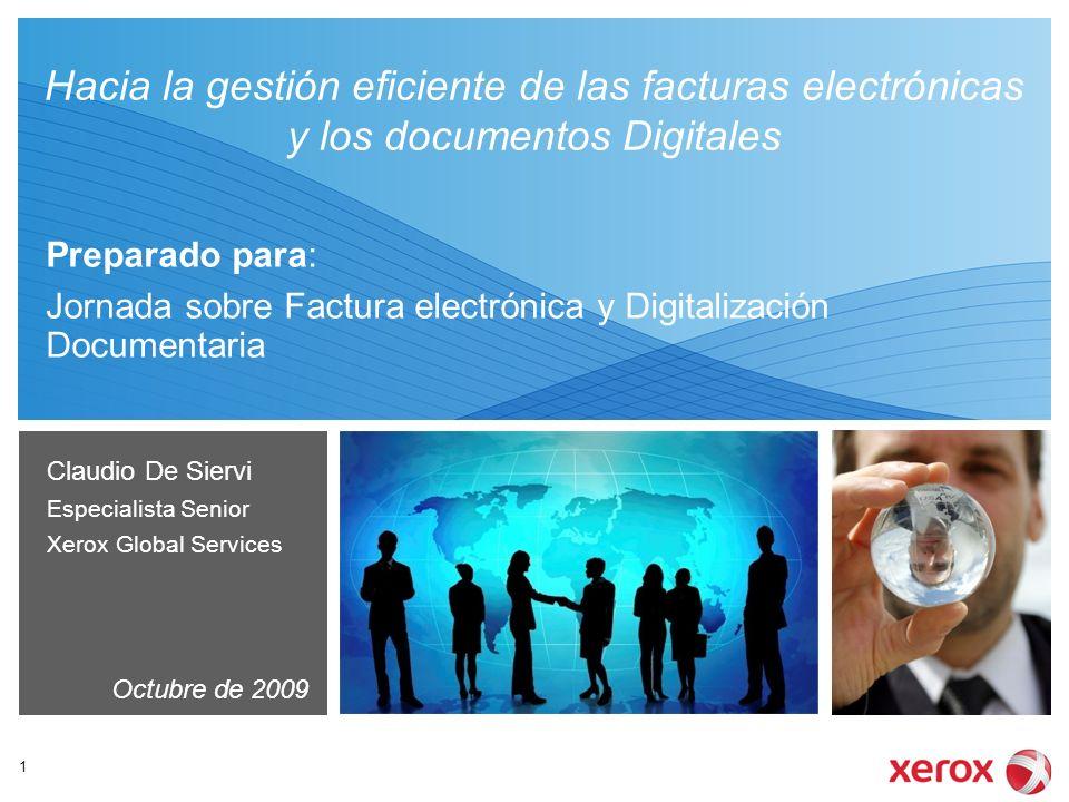 Hacia la gestión eficiente de las facturas electrónicas y los documentos Digitales