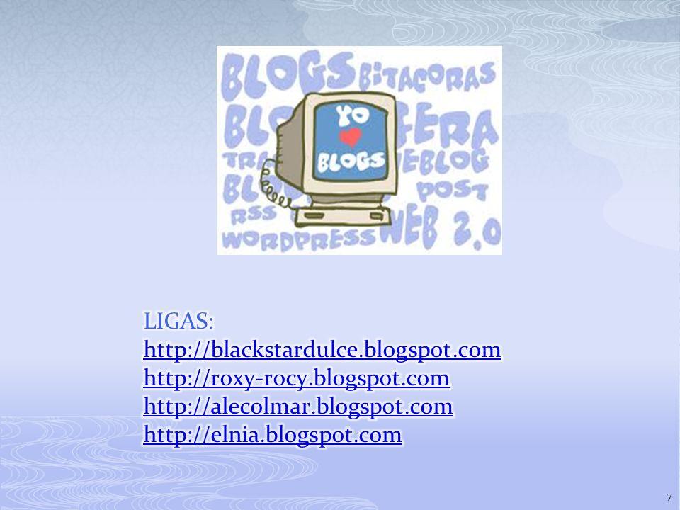 LIGAS: http://blackstardulce. blogspot. com http://roxy-rocy. blogspot
