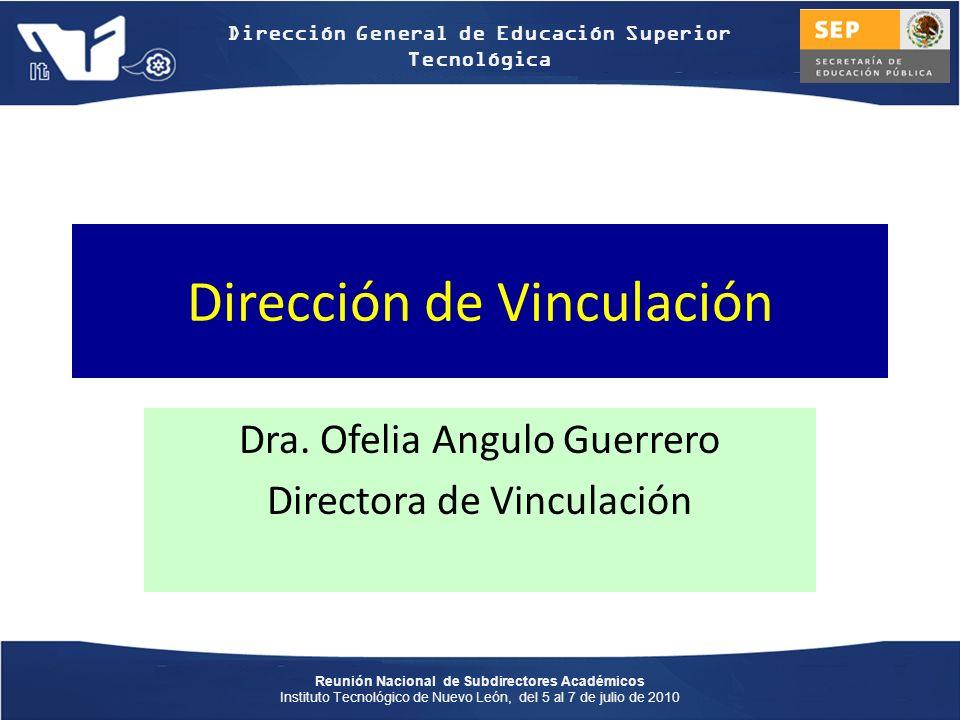 Dirección de Vinculación