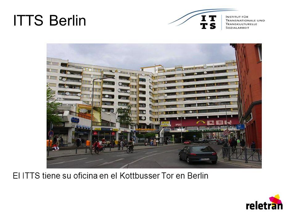 ITTS Berlin El ITTS tiene su oficina en el Kottbusser Tor en Berlin