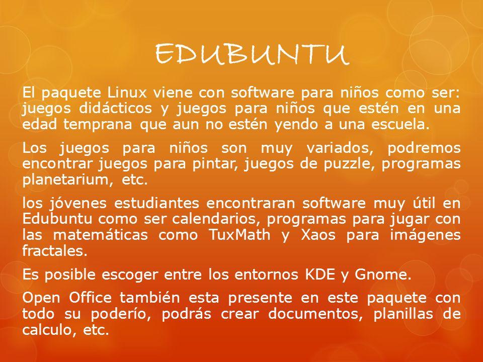 EDUBUNTU