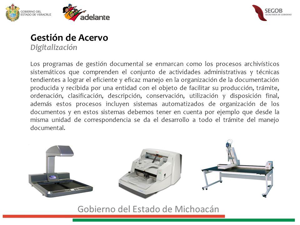 Gobierno del Estado de Michoacán