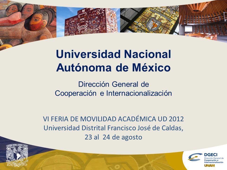 Cooperación e Internacionalización
