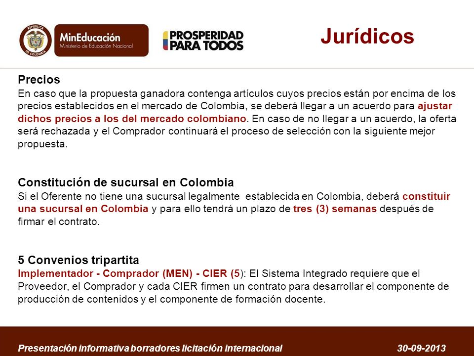 Jurídicos