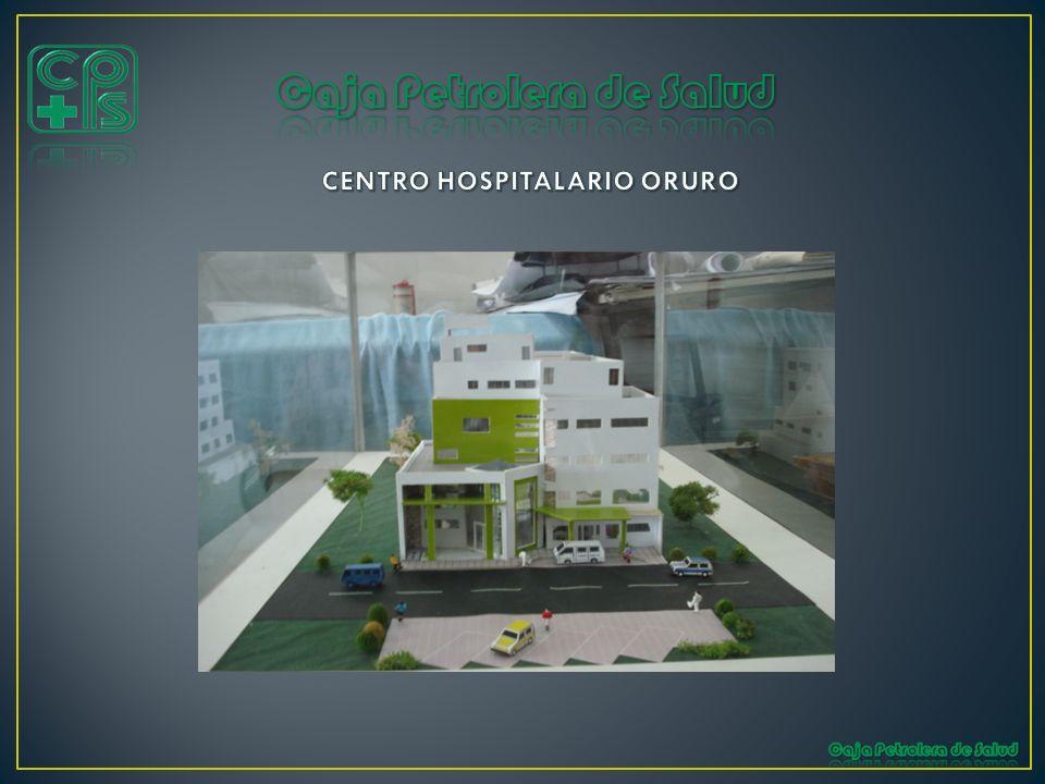 CENTRO HOSPITALARIO ORURO