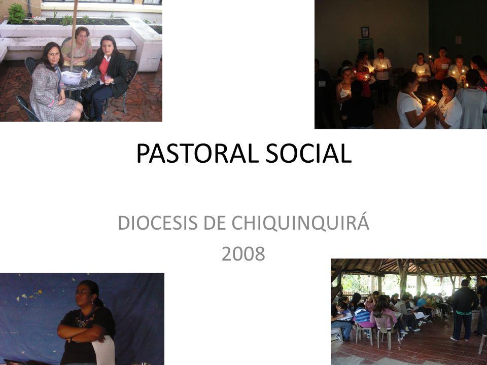 DIOCESIS DE CHIQUINQUIRÁ 2008