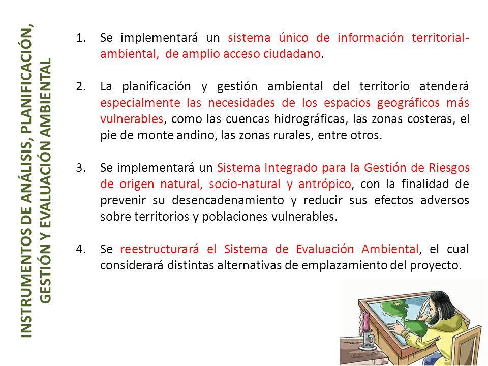 INSTRUMENTOS DE ANÁLISIS, PLANIFICACIÓN,
