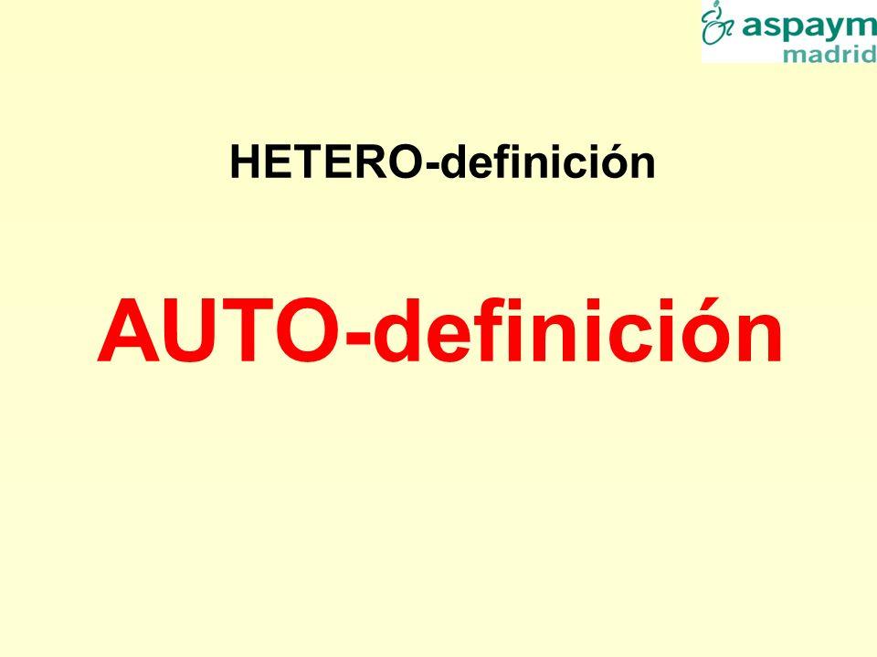 HETERO-definición AUTO-definición 11