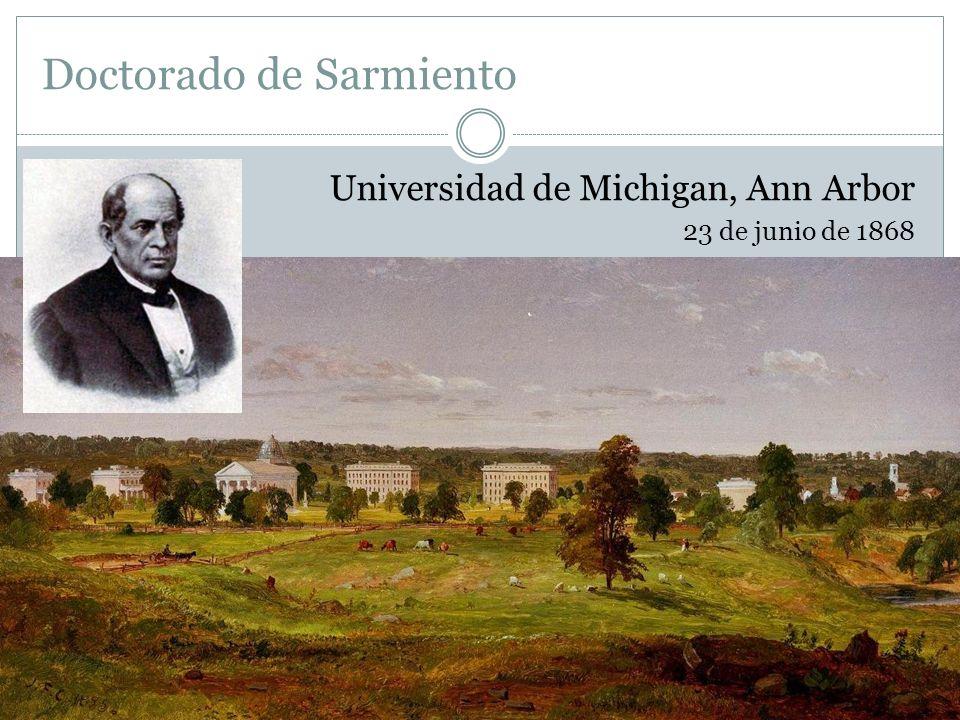 Doctorado de Sarmiento
