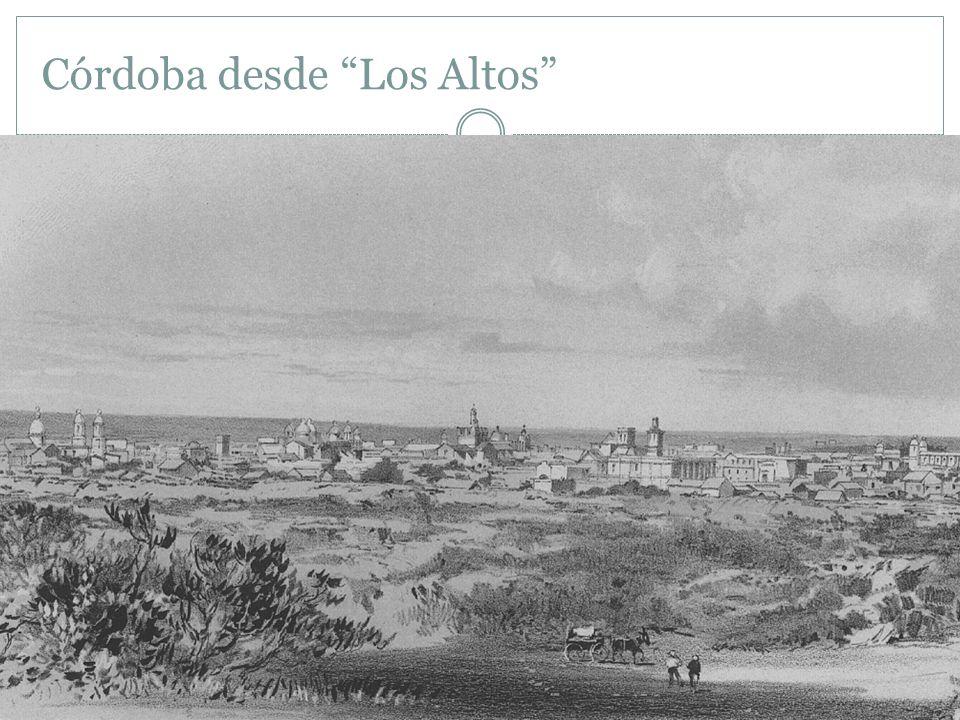 Córdoba desde Los Altos