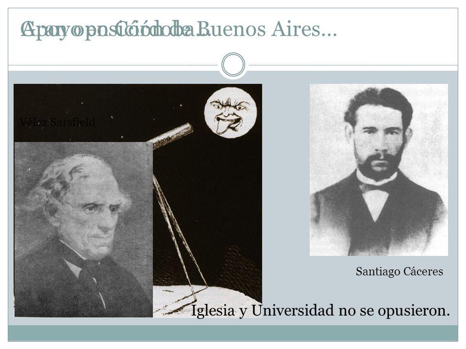 Gran oposición de Buenos Aires…