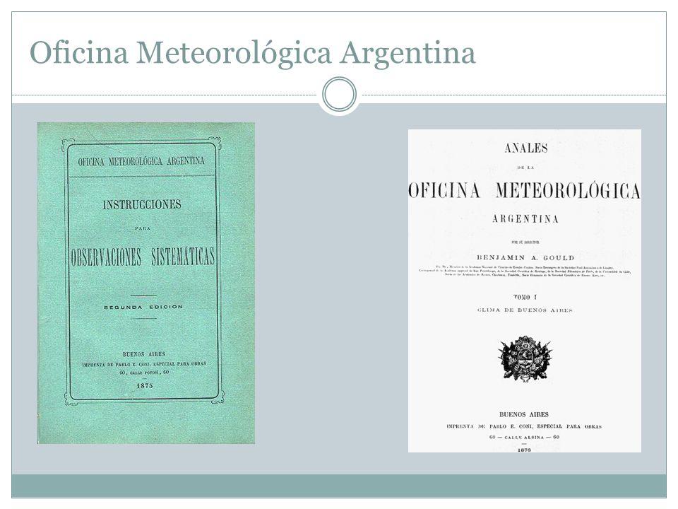 Oficina Meteorológica Argentina
