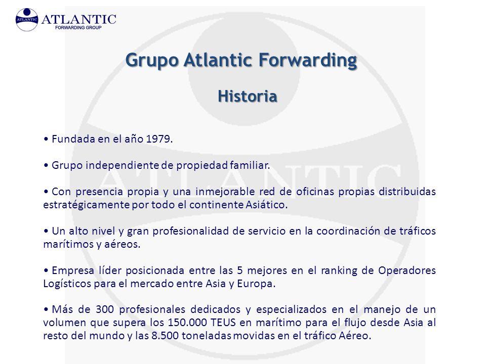 Grupo Atlantic Forwarding
