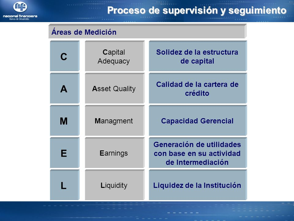 Proceso de supervisión y seguimiento