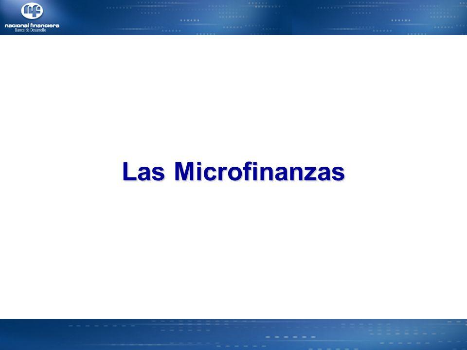 Las Microfinanzas