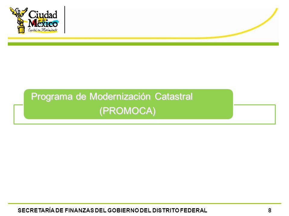 Programa de Modernización Catastral (PROMOCA)