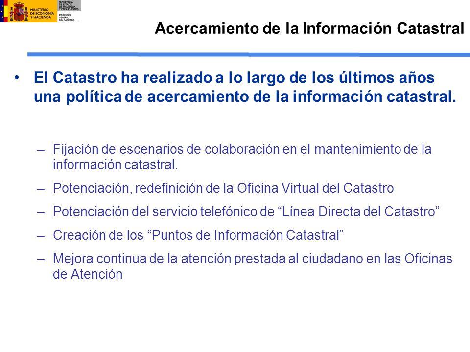 Catastro y sociedad de la informaci n ppt descargar for Oficina virtual del catrasto