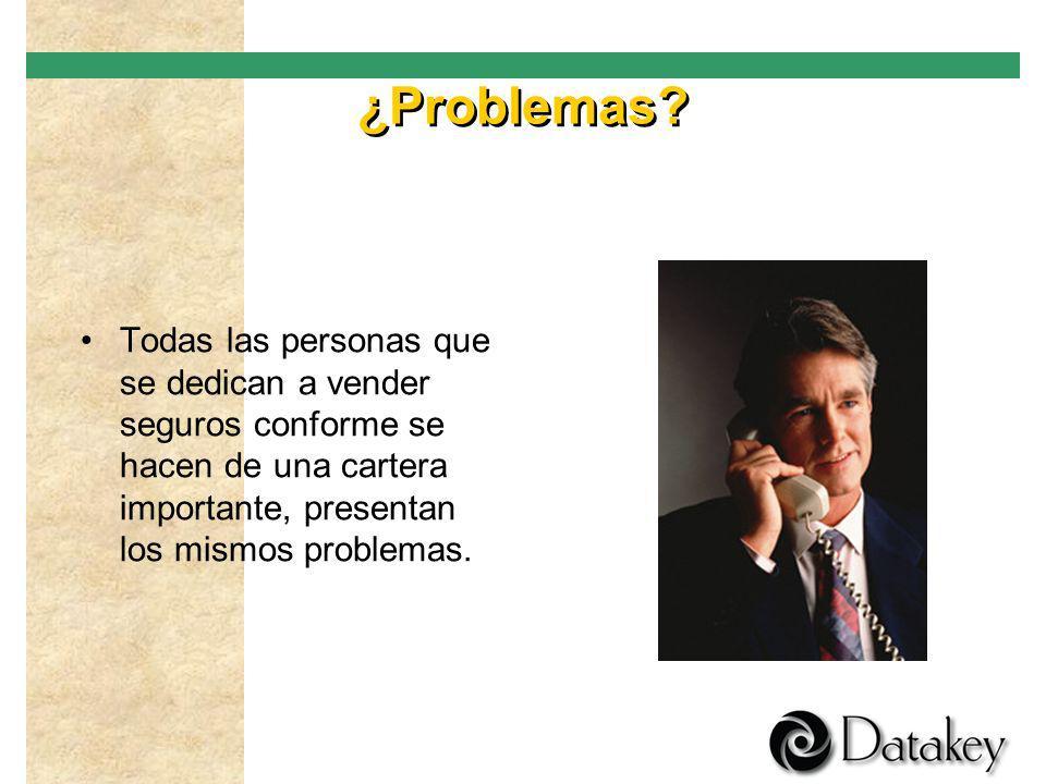 ¿Problemas.
