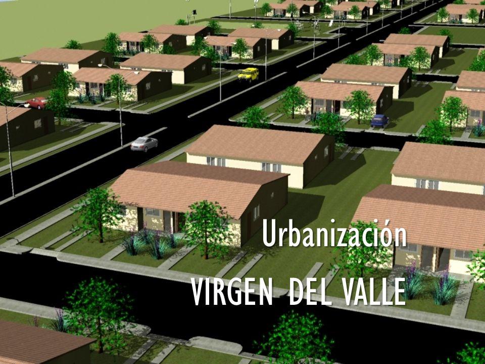 Urbanización VIRGEN DEL VALLE