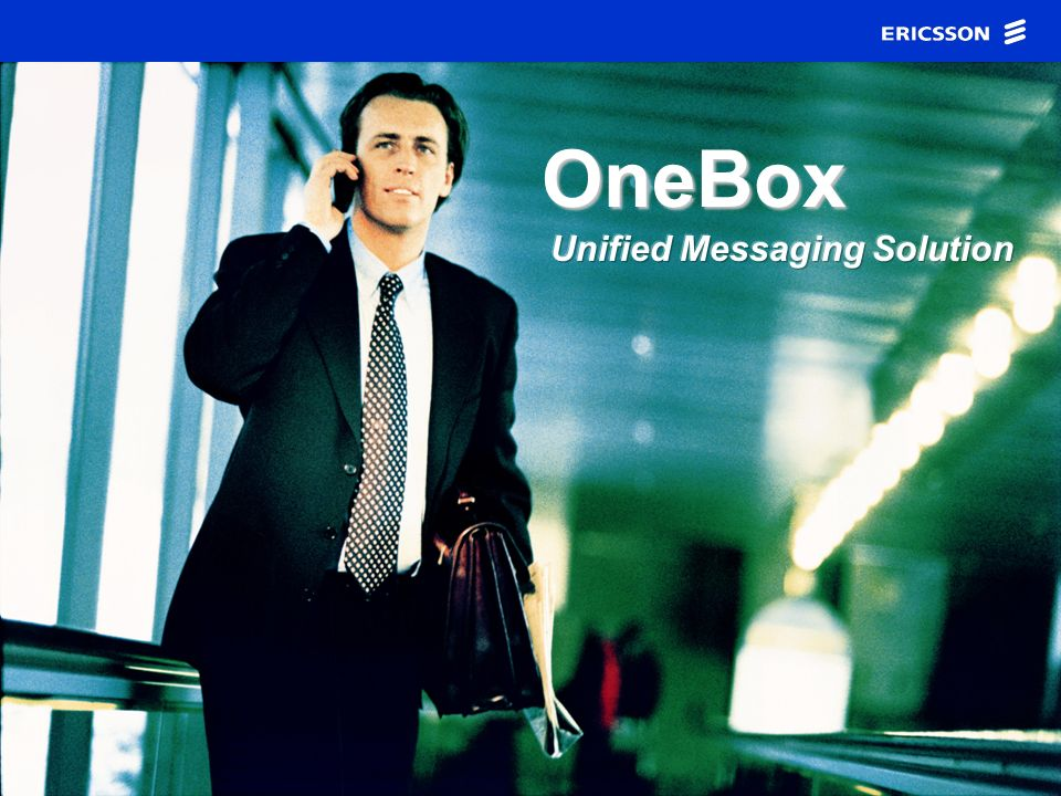 OneBox Unified Messaging Solution