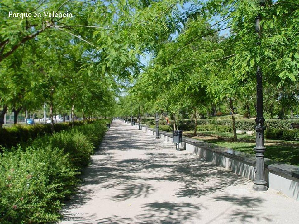 Parque en Valencia