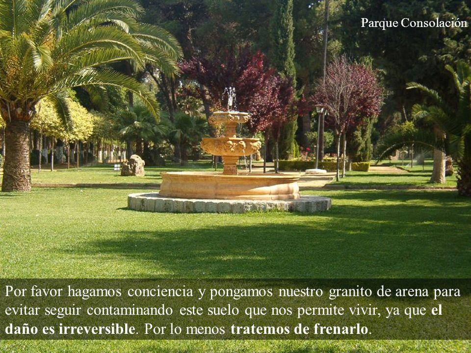 Parque Consolación