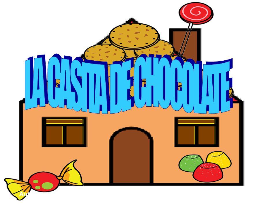 LA CASITA DE CHOCOLATE Autor pictogramas: Sergio Palao Procedencia: ARASAAC http://catedu.es/arasaac/