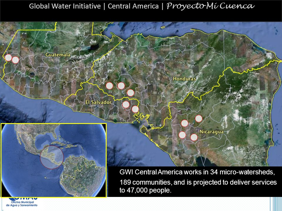 Global Water Initiative | Central America | Proyecto Mi Cuenca