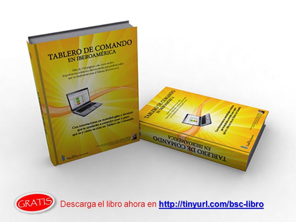 Descarga el libro ahora en http://tinyurl.com/bsc-libro
