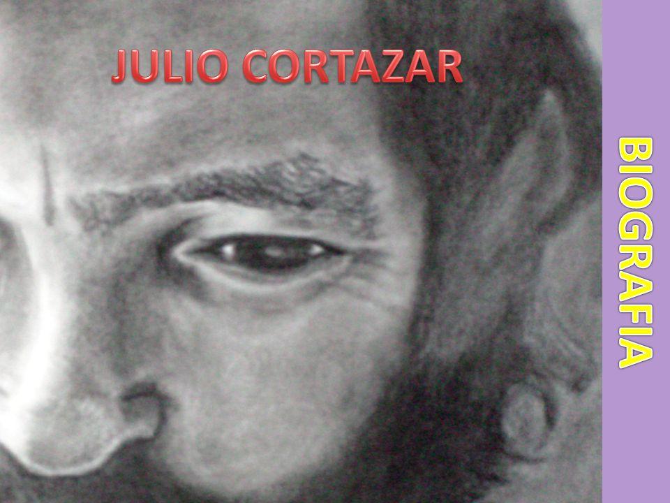 JULIO CORTAZAR BIOGRAFIA