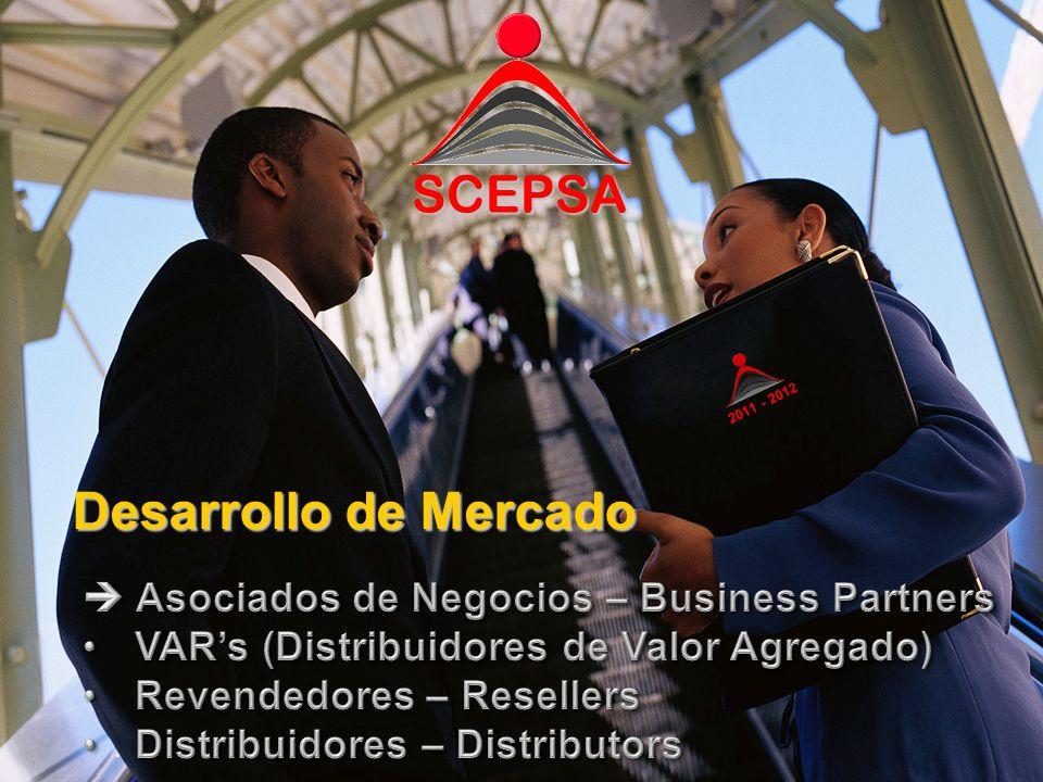 SCEPSA Desarrollo de Mercado