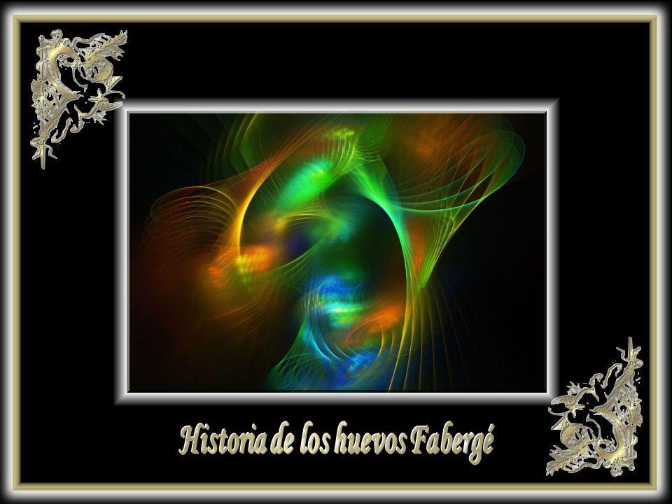 Historia de los huevos Fabergé