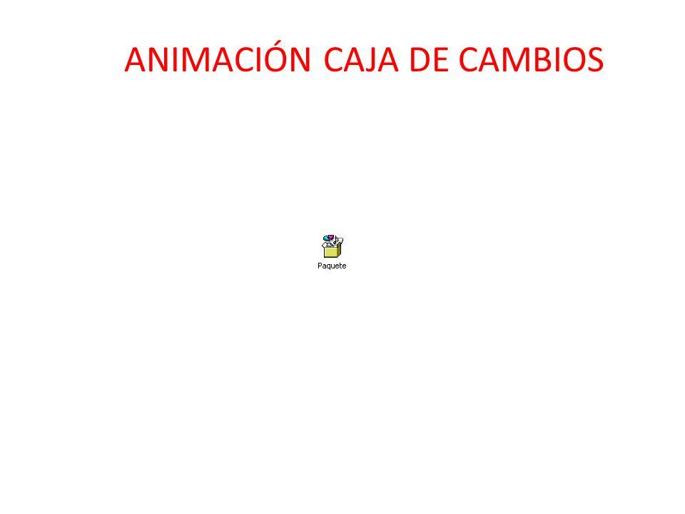 ANIMACIÓN CAJA DE CAMBIOS