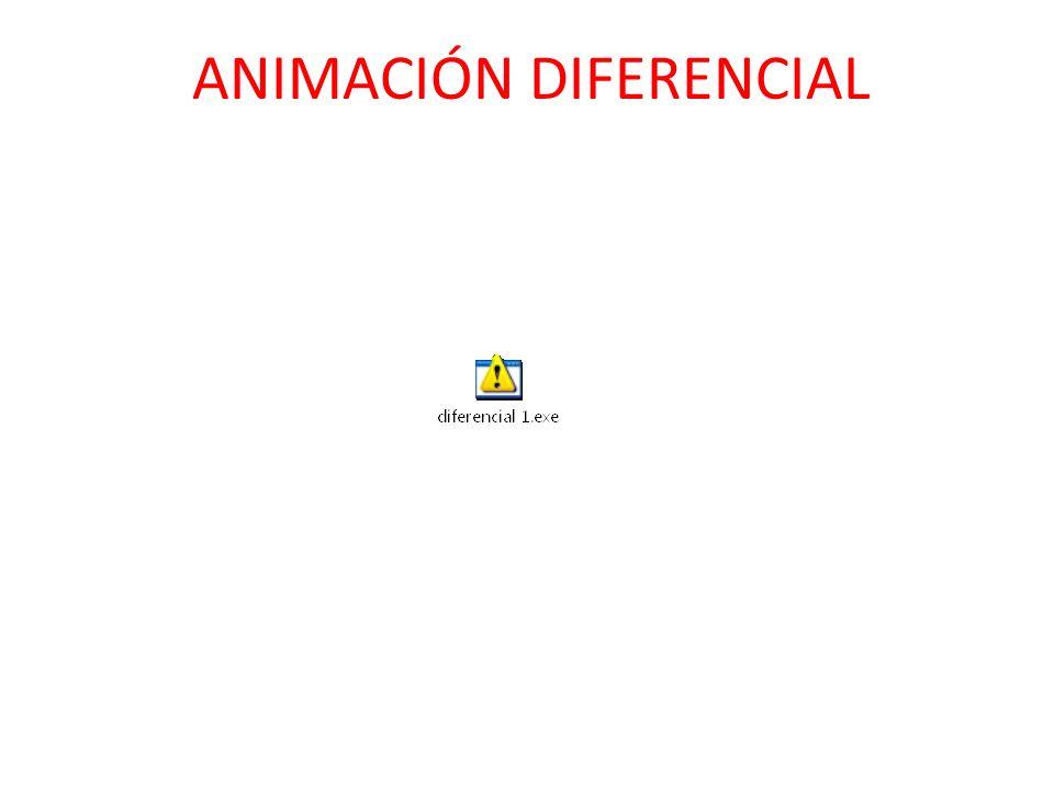 ANIMACIÓN DIFERENCIAL