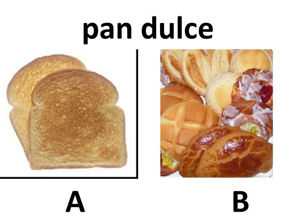 pan dulce A B 30