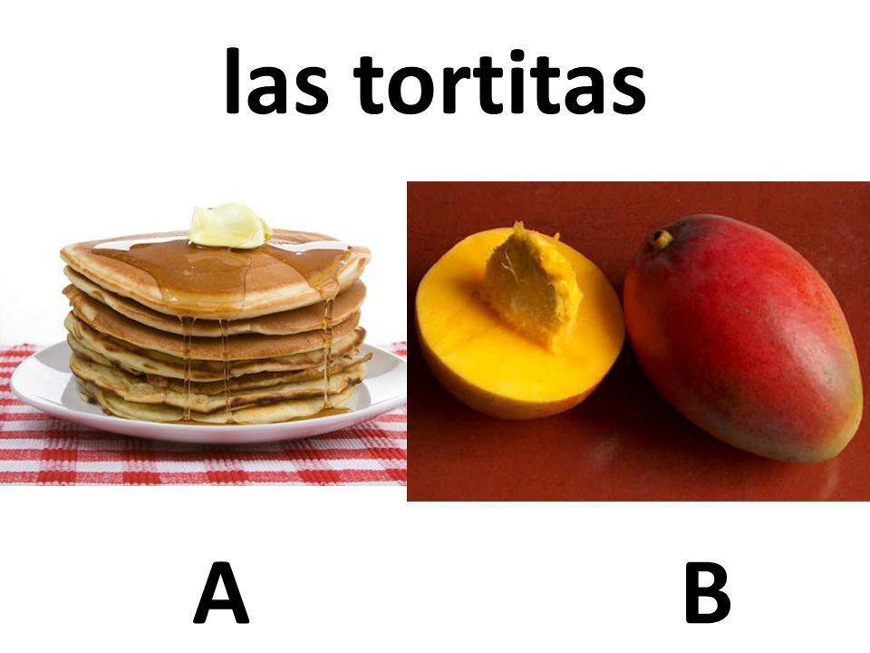 las tortitas A B 36