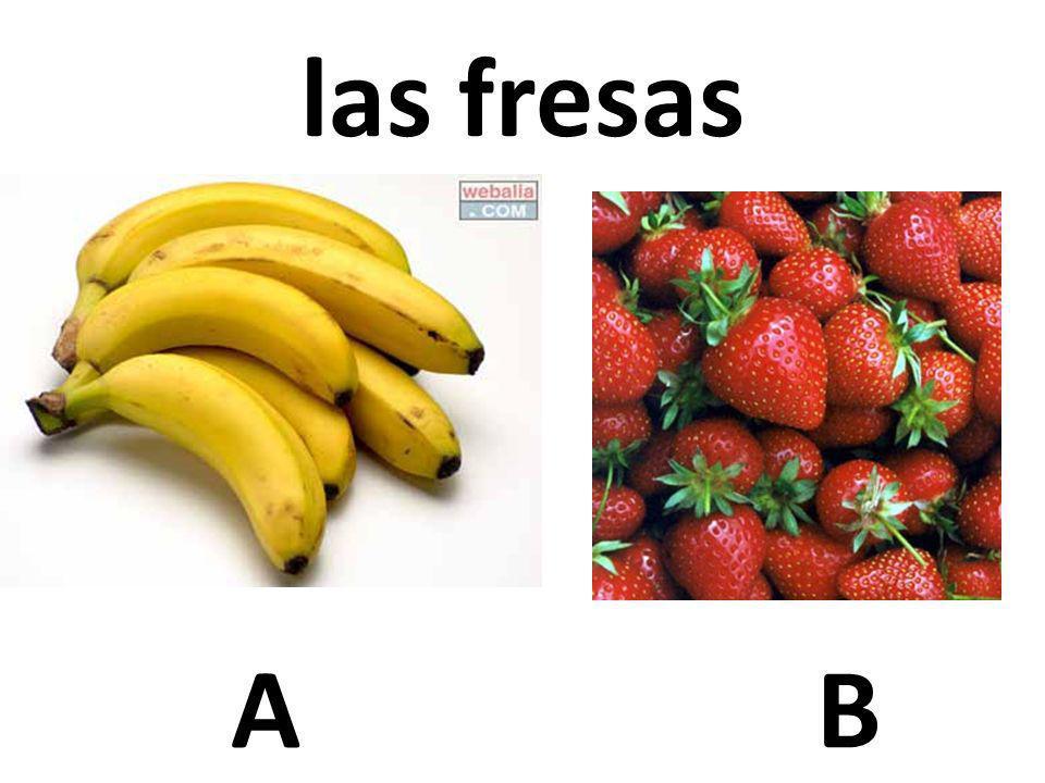 las fresas A B 37