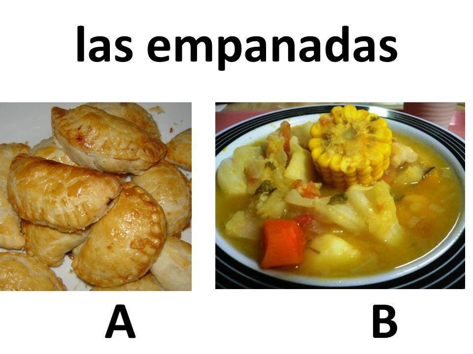 las empanadas A B 38